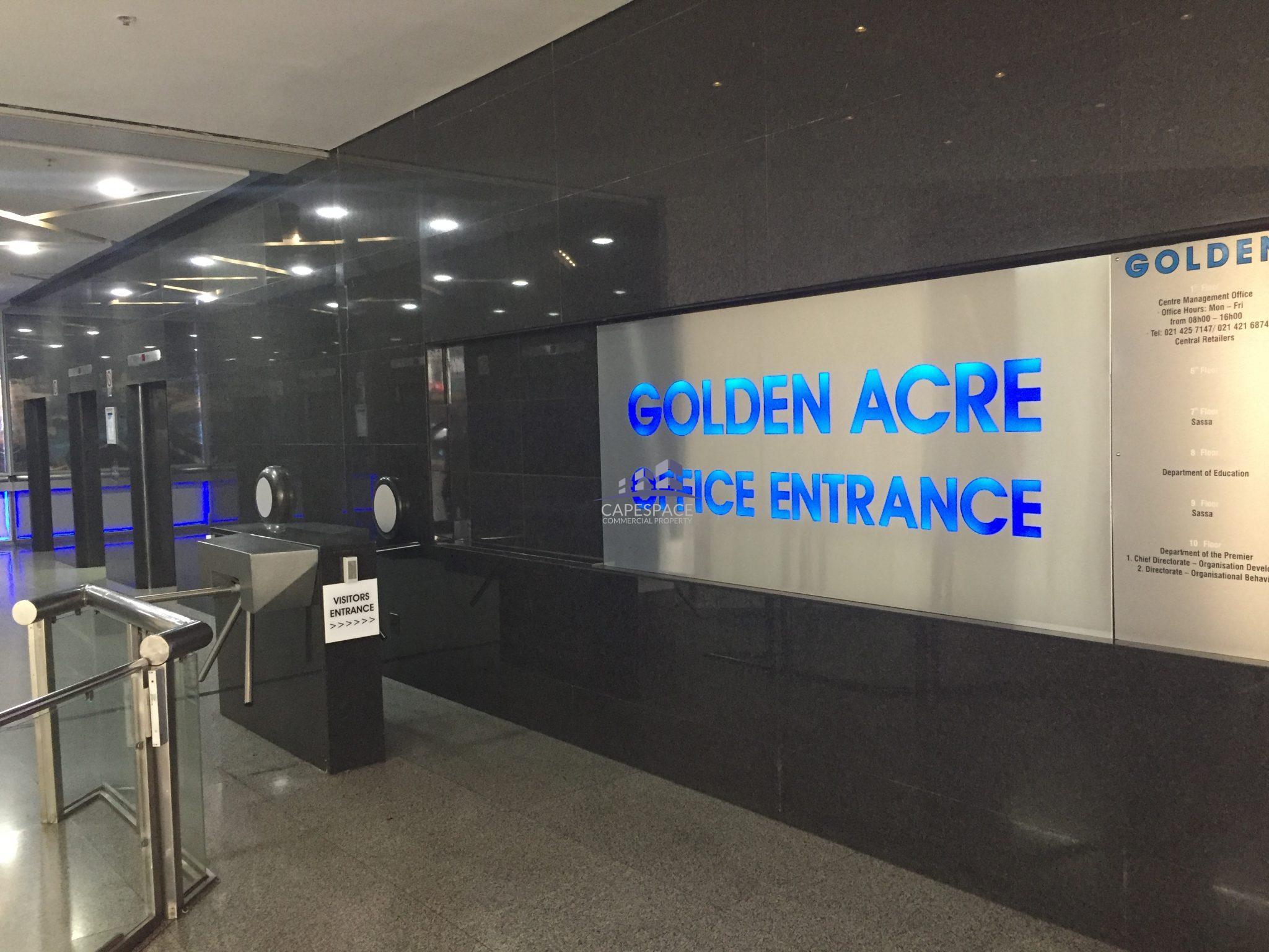 Golden Acre