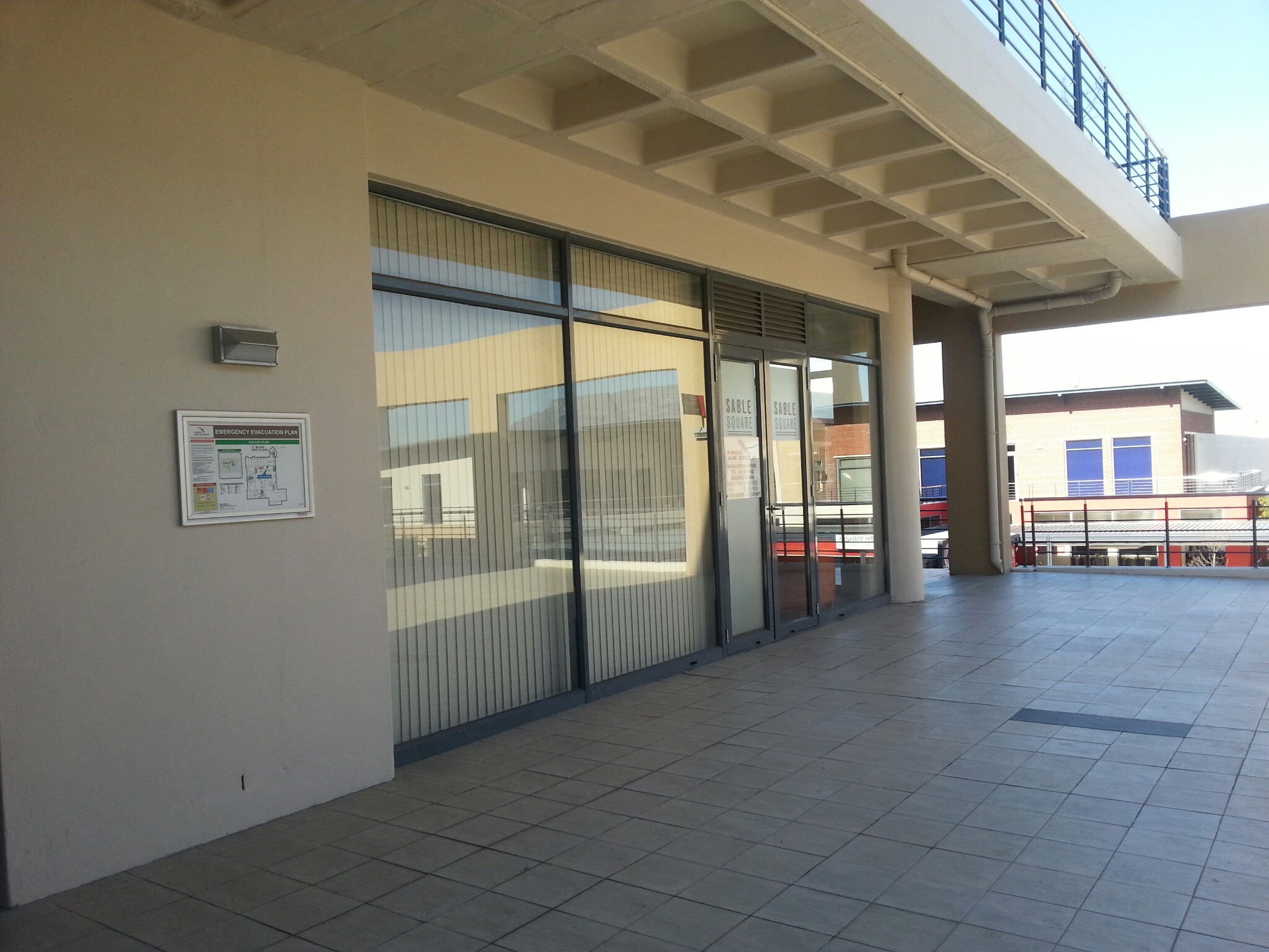 Office space to rent sable square