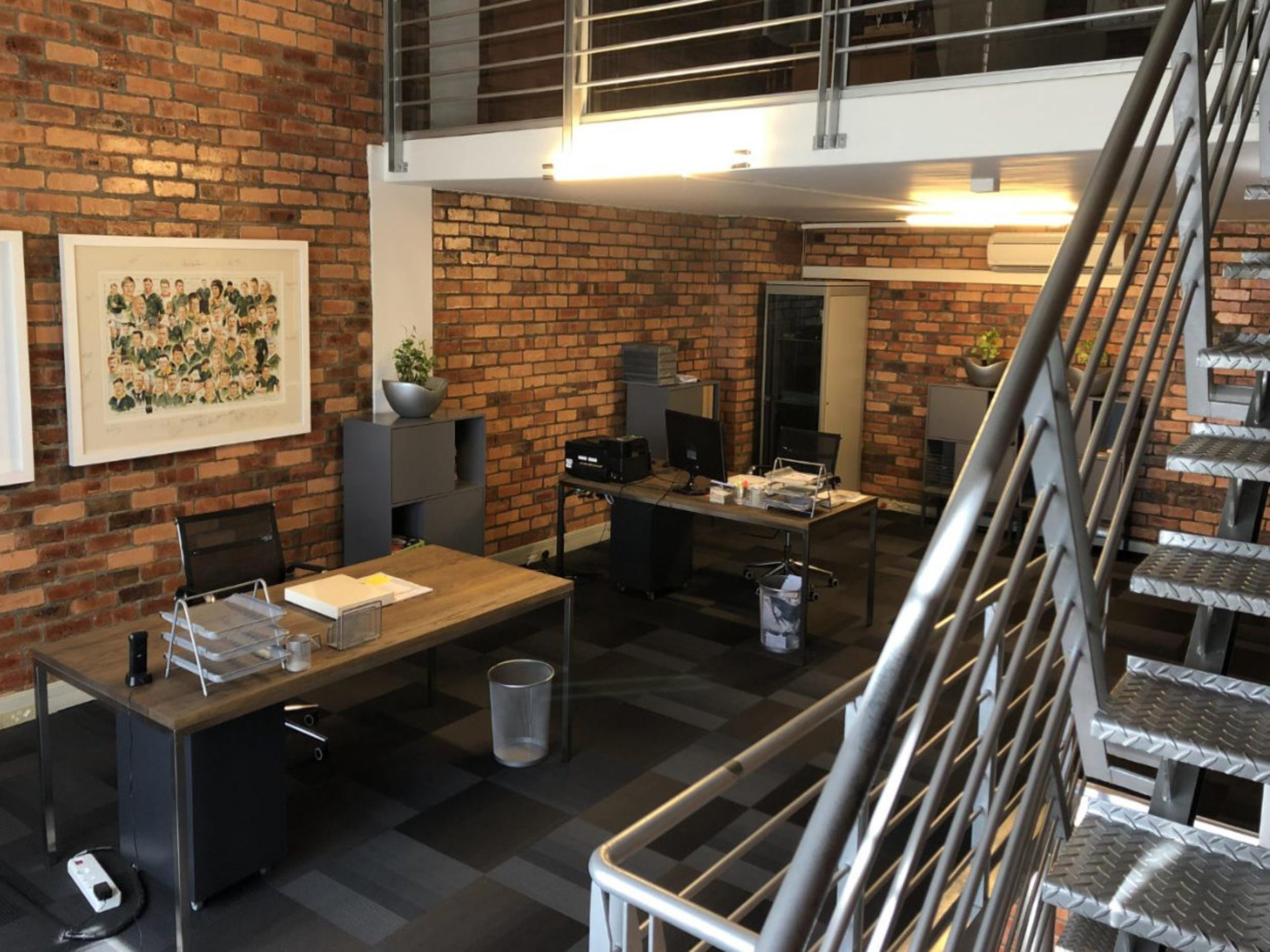 164 m² Office Space to Rent Green Point Sovereign Quay