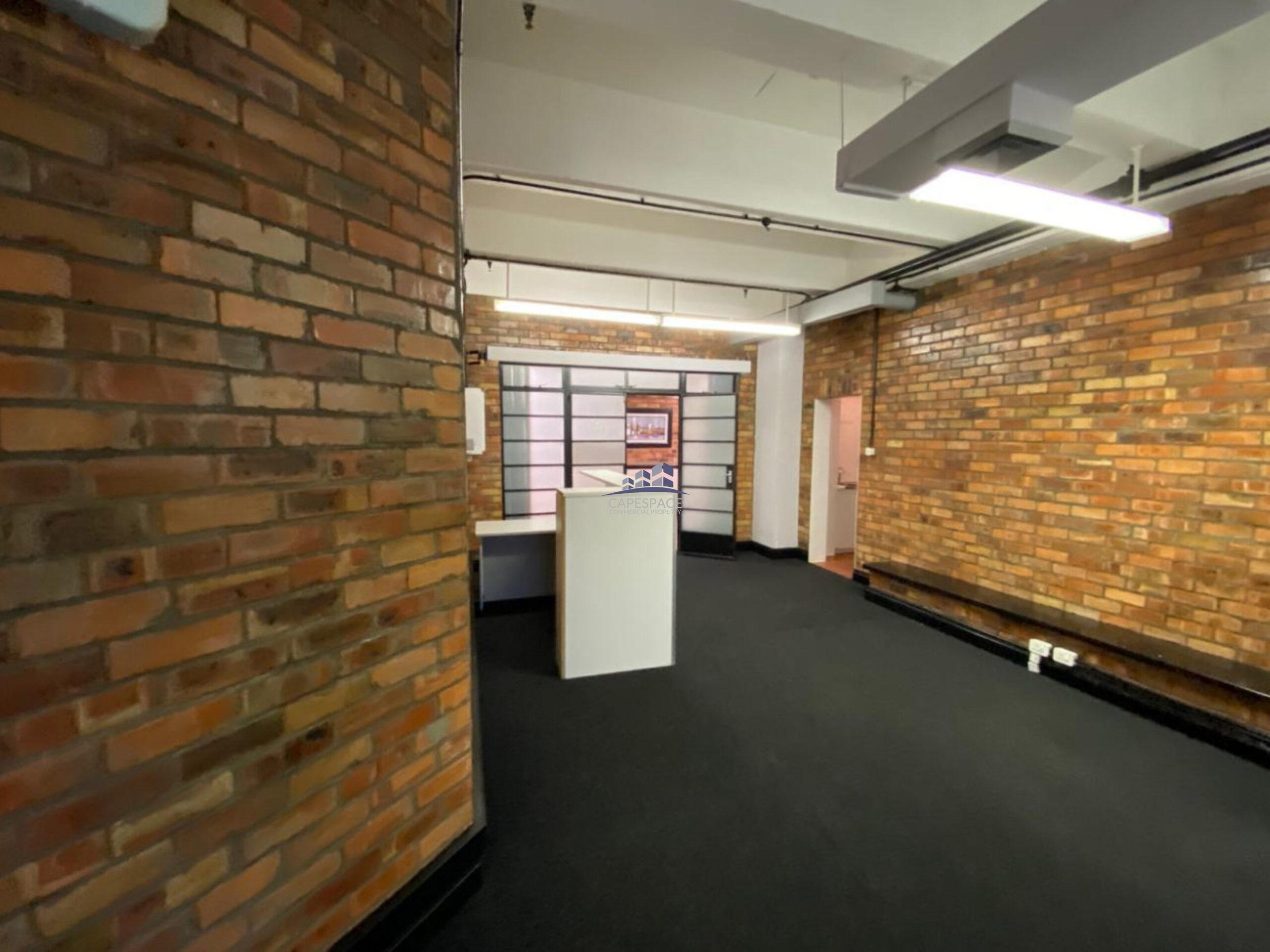 140 m² Office Space to Rent Cape Town CBD 130 Bree Street