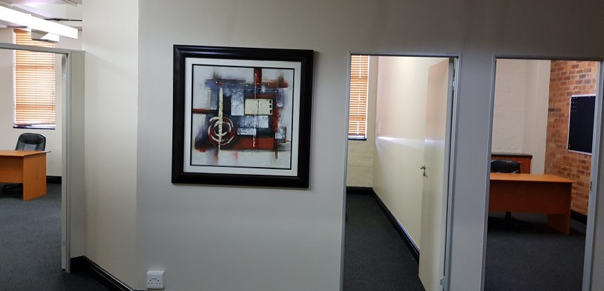 115 m² Office Space to Rent Cape Town CBD 130 Bree Street