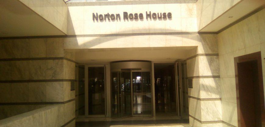 Cape Town CBD – Norton Rose House