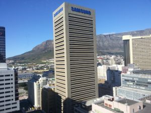 Cape Town CBD – The Box