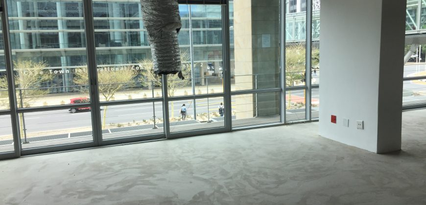 287 m² Office Space to Rent Cape Town CBD I Convention Towers