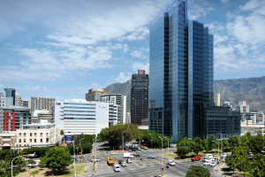 210 m² Office Space to Rent Portside Building Cape Town City