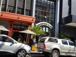 Cape Town CBD – 130 Bree St