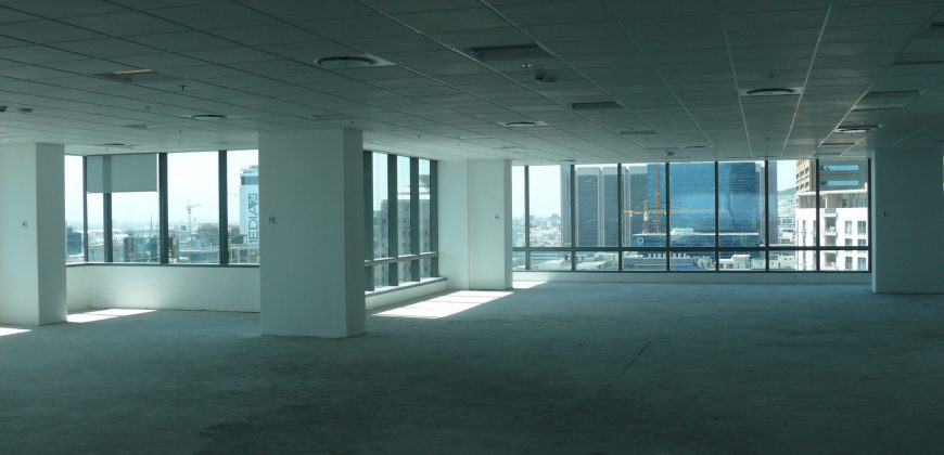 870 m² Office Space to Rent Cape Town CBD Portside Towers