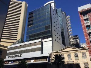 960 m² Office Space to Rent Cape Town City The Pinnacle Building