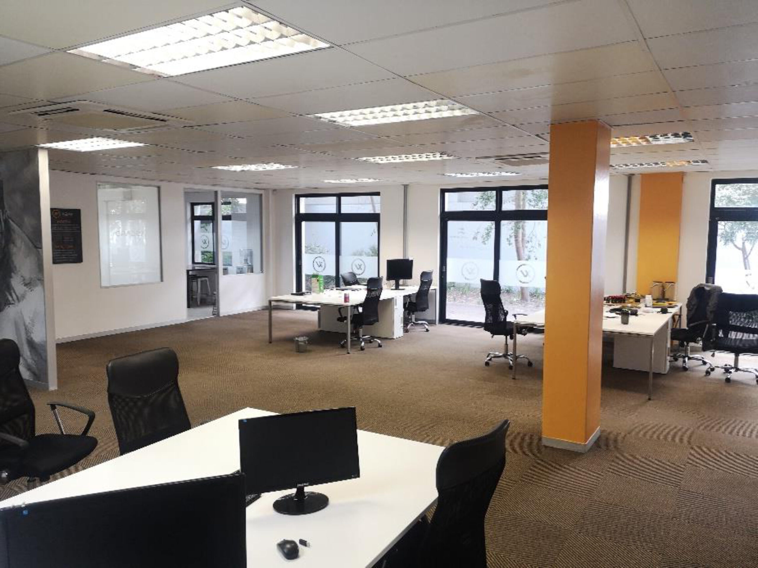209 m² Office Space to Rent Tygervalley Chambers