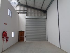 Warehouse to let Montague Gardens