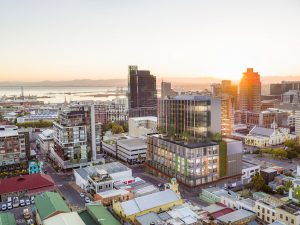 313 m² Office Space to Rent Cape Town CBD 117 On Strand
