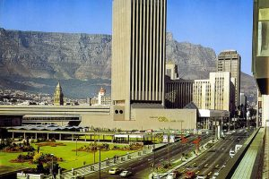 Cape Town CBD – Golden Acre