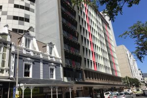 Cape Town CBD – Wale Street Chambers