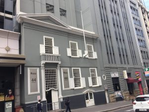 Cape Town CBD – Salga House