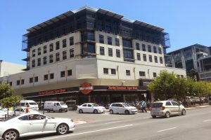 Green Point – De Waterkant Building