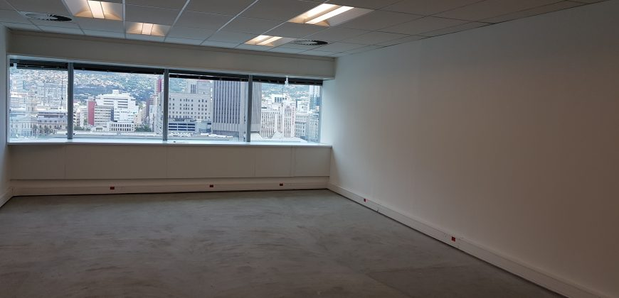 243 m² Office space to Rent Cape Town City The Towers