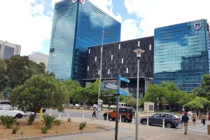 Cape Town CBD – The Towers