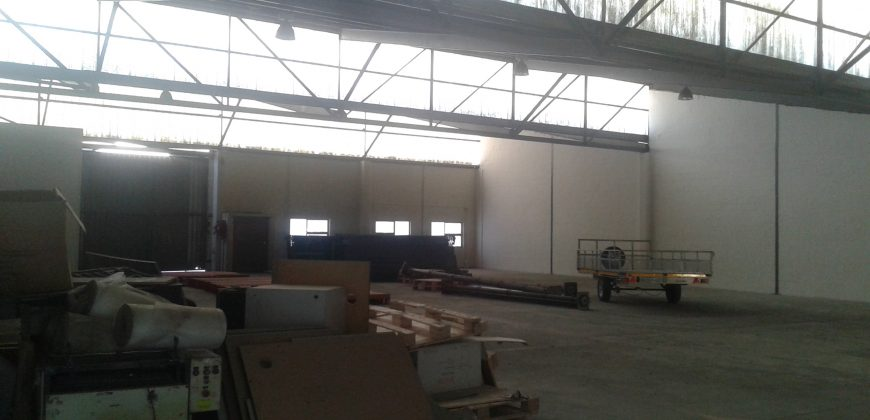 732 m² Industrial Property to Rent Airport Industria Golf Air Park