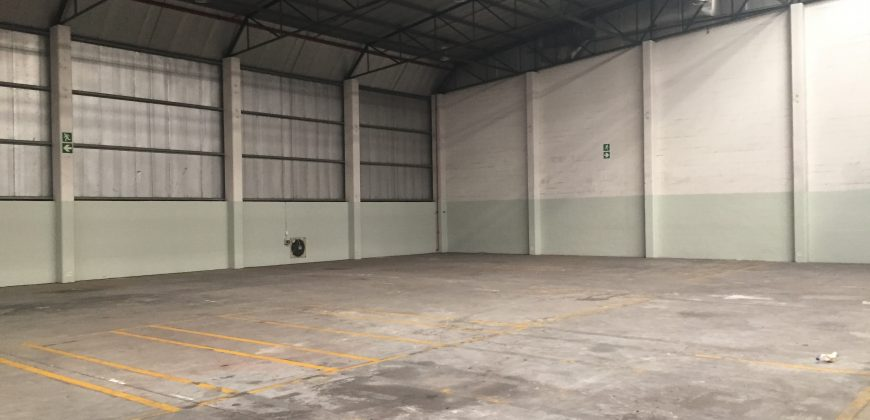 2,881 m² Industrial Property to Let Epping Industria I 95 Bofors 2