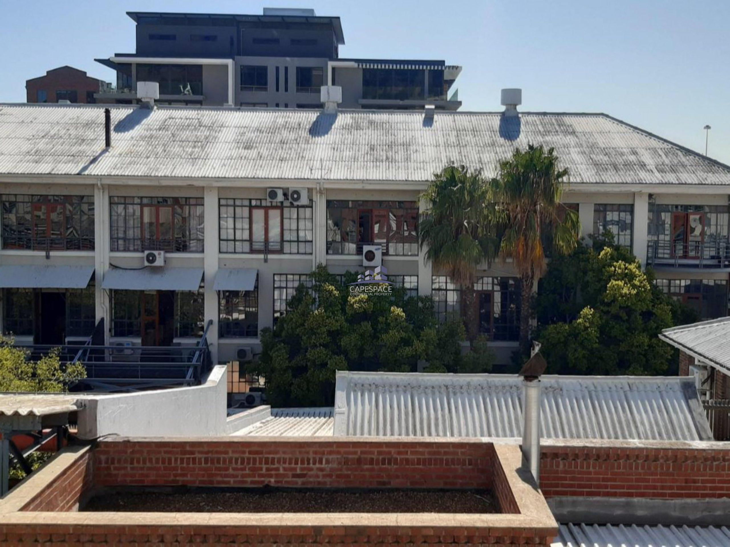 1,052 m² Office Space to Rent Green Point Sovereign Quay