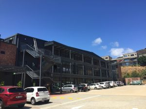 412 m² Office Space to Rent Woodstock Brickfield Canvas