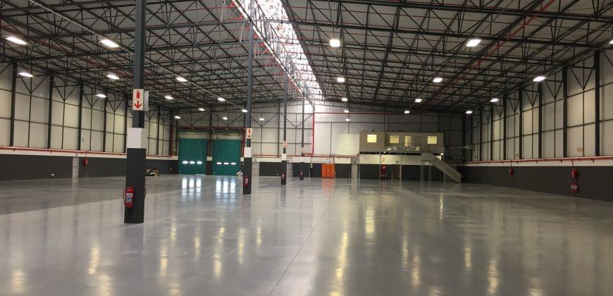 5,666 m² Warehouse to Rent Epping Ikhwezi Park