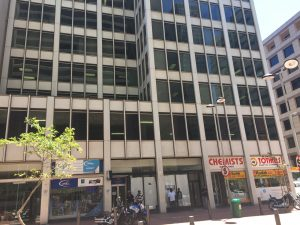 Cape Town CBD – Boland Bank Building