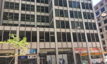 Cape Town CBD – Boland Bank Building