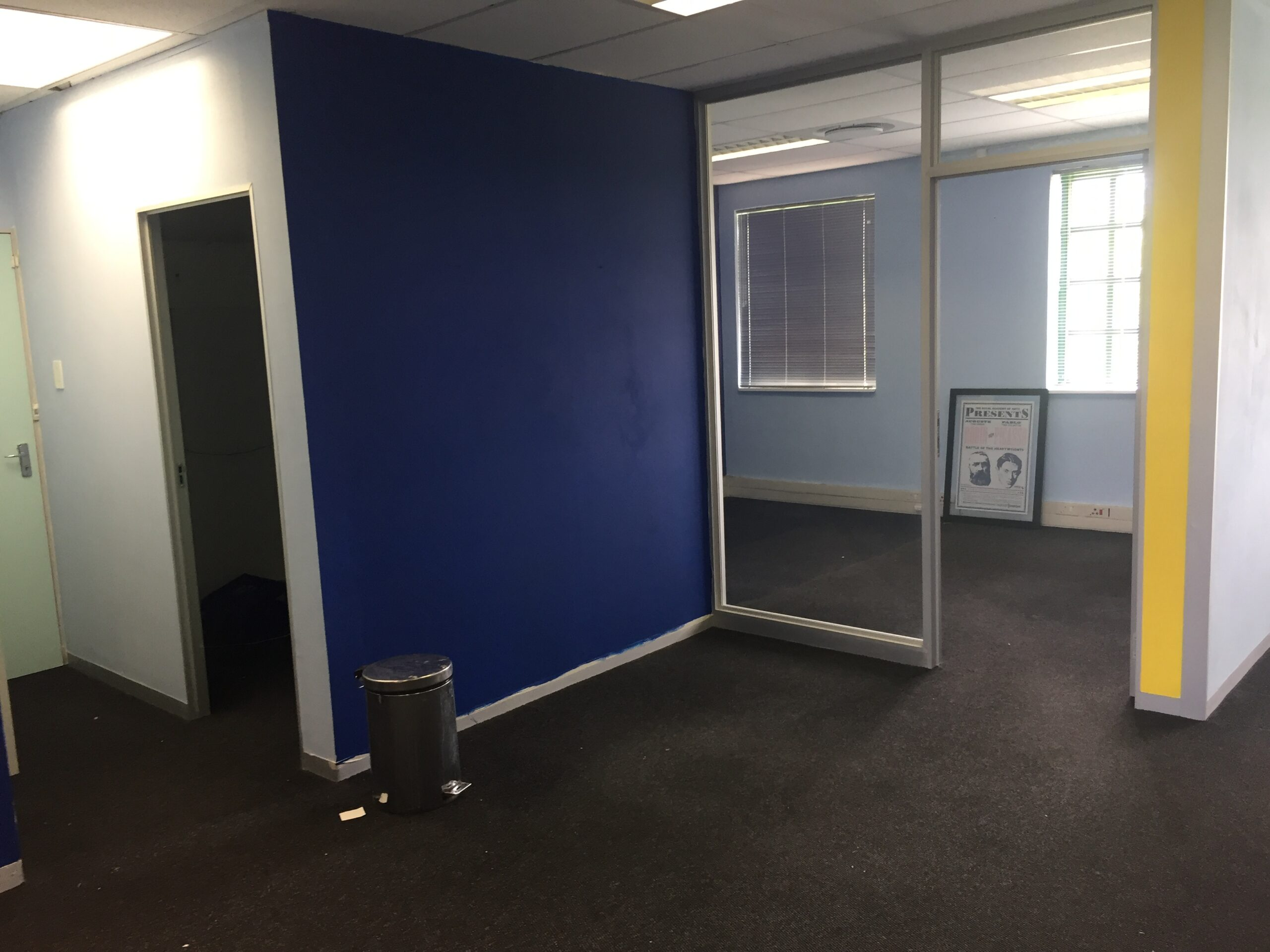 91 m² Office Space to Rent Claremont Brookside Office Park