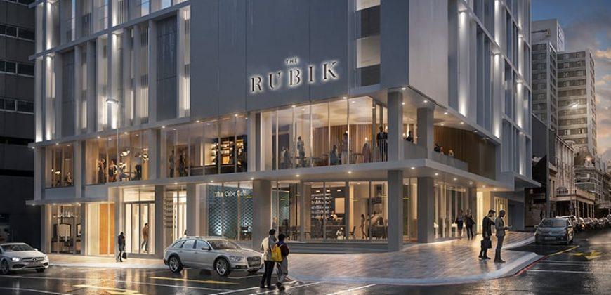 Cape Town CBD – The Rubik