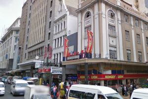Cape Town CBD – Town Square
