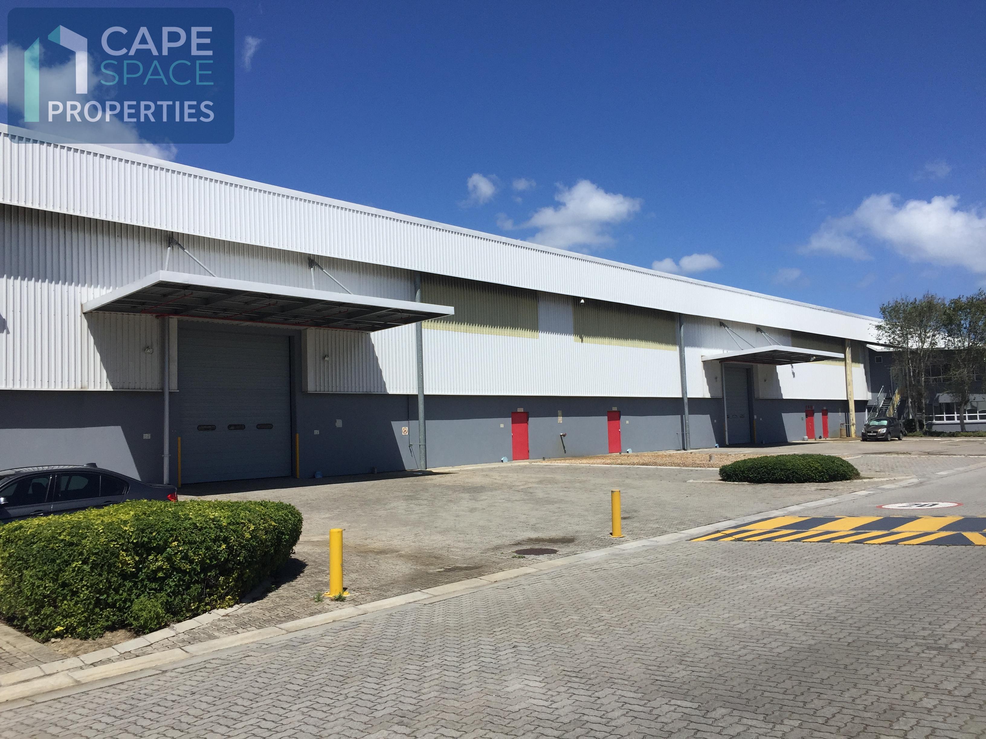 19,708 m² Warehouse to Rent Montague Gardens Phumelela Park