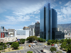 Cape Town CBD – Portside Building