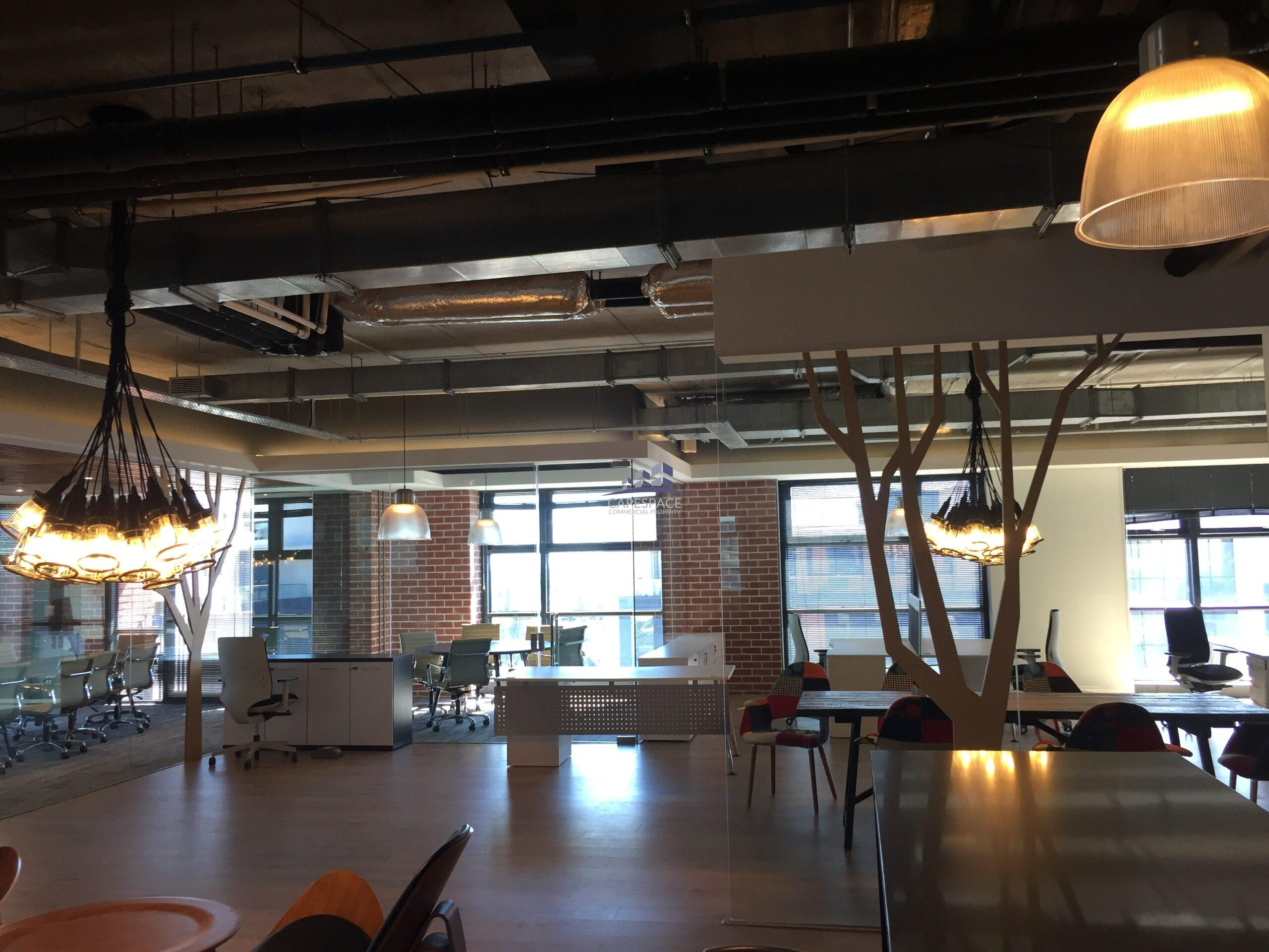 345 m² Office Space to Rent Century City I The Matrix