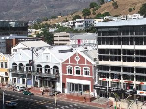 266 m² Office Space to Rent Green Point Somerset Square