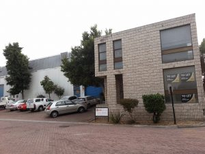 537 m² Industrial Property to Rent Bellville South I Steel Park