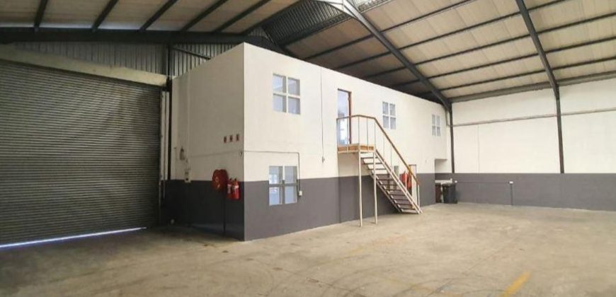 1,144 m² Warehouse to Rent Esvian Industrial Park Epping