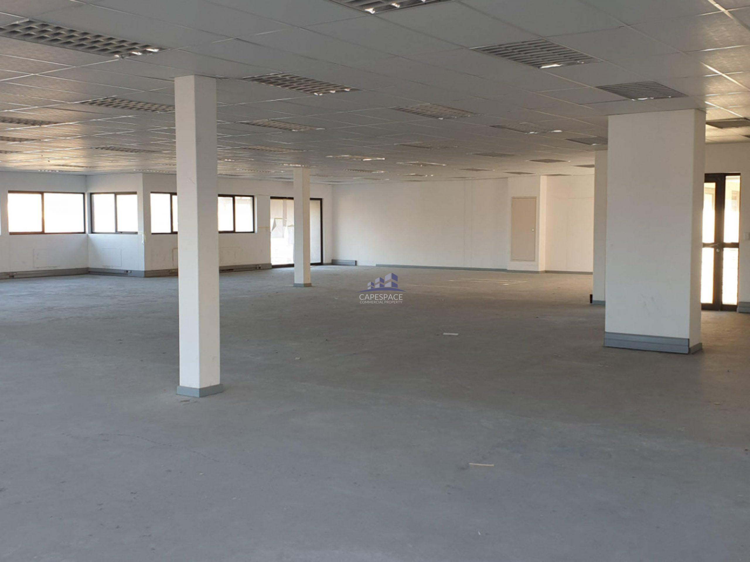 1,757 m² Office Space to Rent Heron Place I Century City