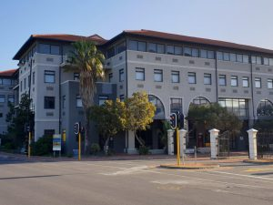 4,323 m² Office Space to Rent Heron Place Century City