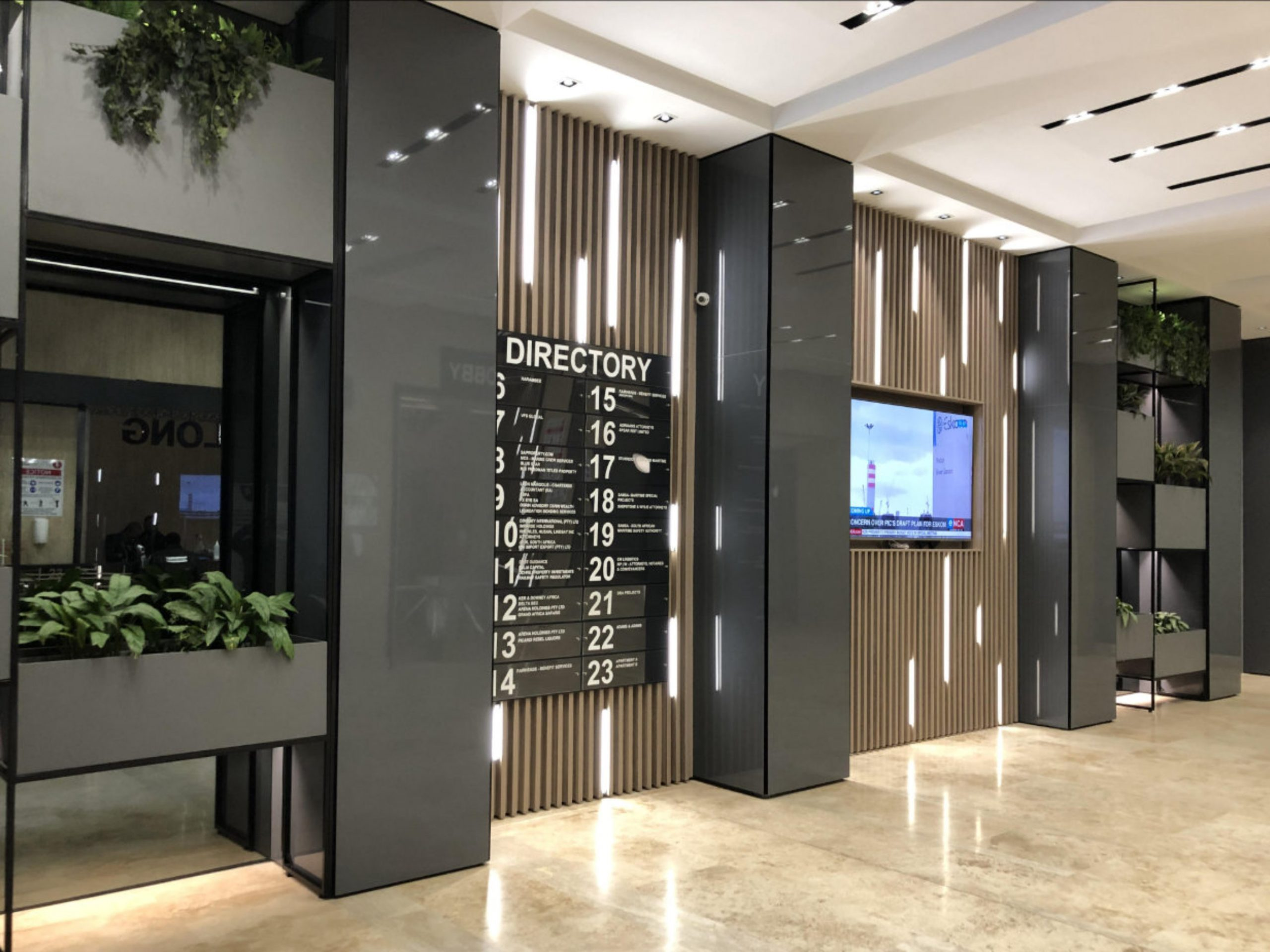402 m² Office Space to Rent Cape Town CBD I 2 Long Street