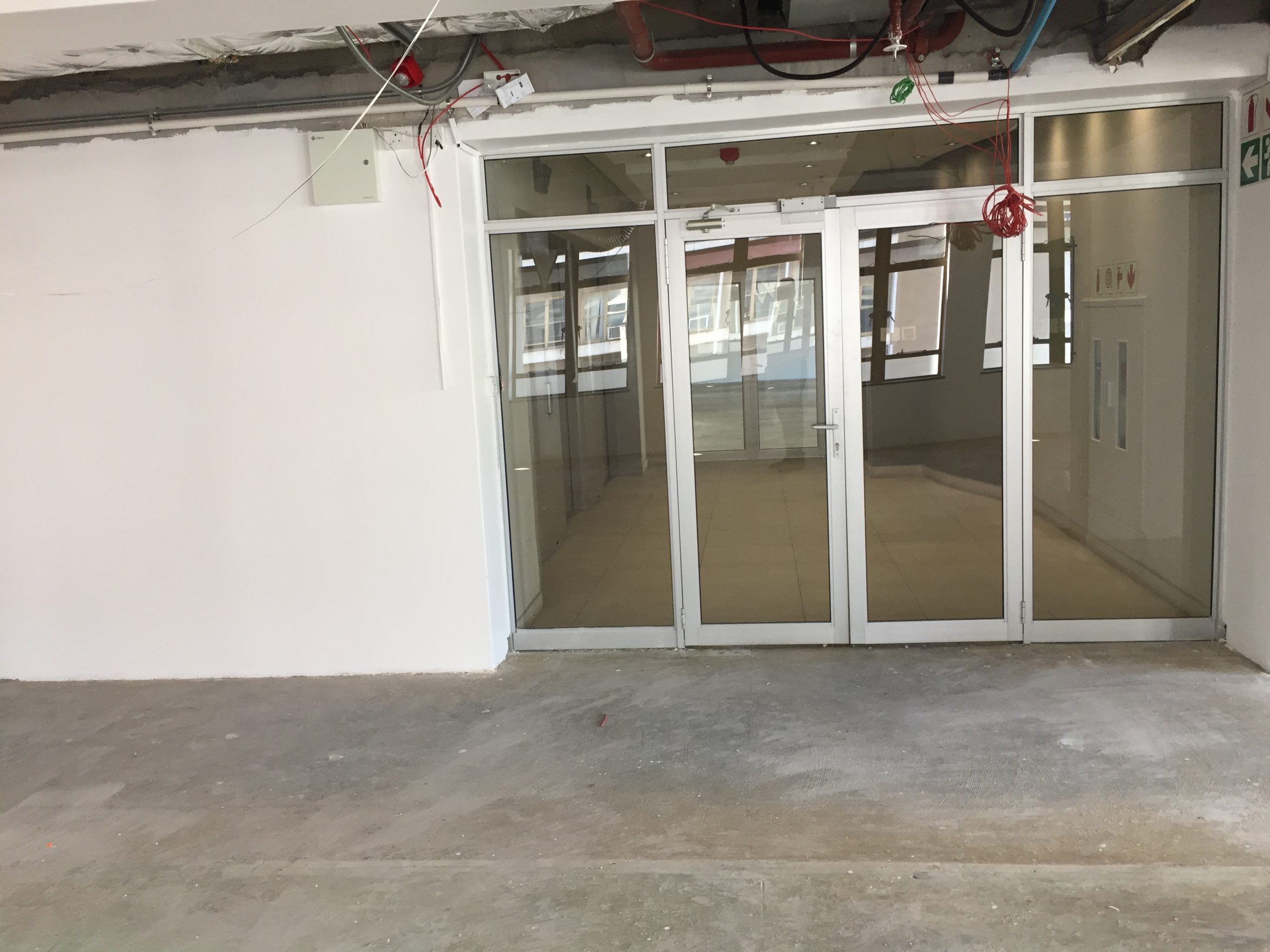 200 m² Office Space to Rent Cape Town CBD – Wale Street Chambers