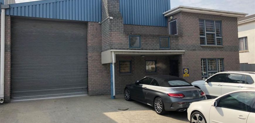 401 m² Warehouse to Rent Tedric Park Stikland