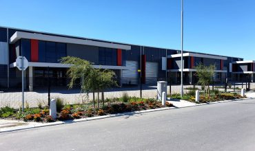 Stikland – Watershed Business Park