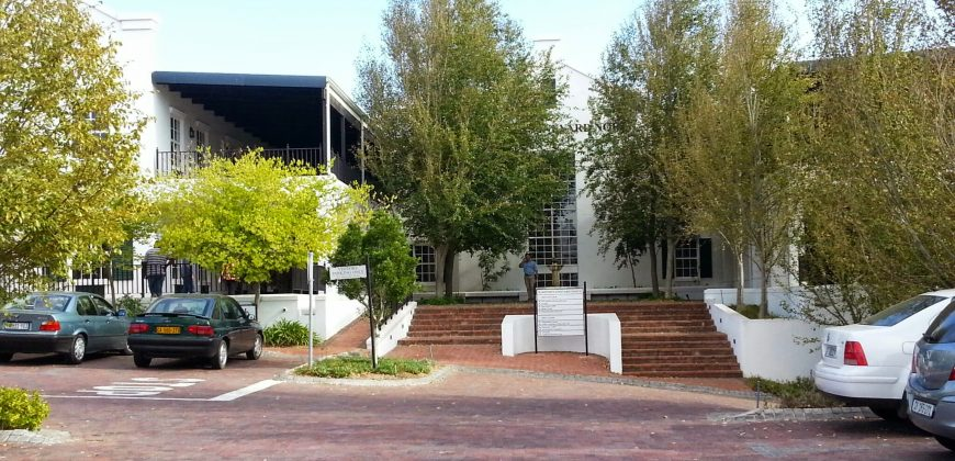Bellville – Vineyards Office Estate