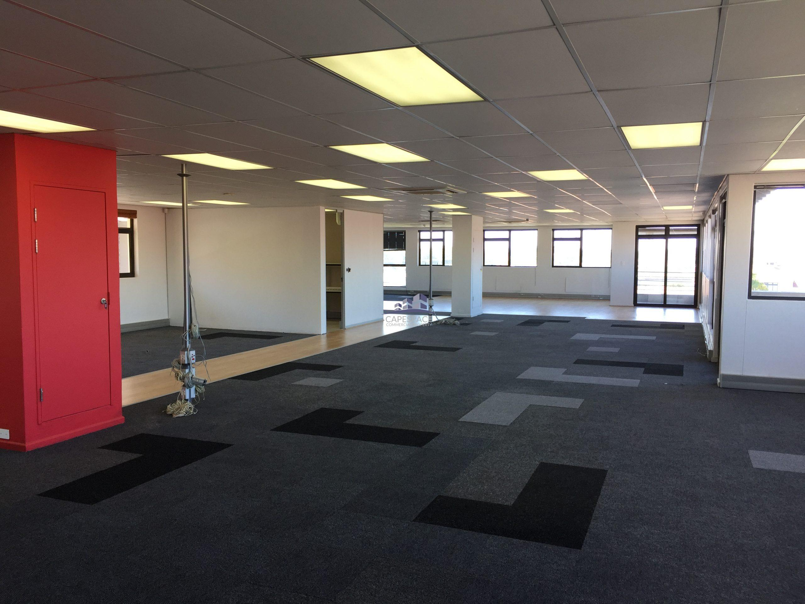 265 m² Office Space to Rent Century City Boulevard Place
