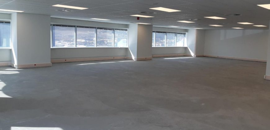 862 m² Office Space to Rent Cape Town CBD The Towers