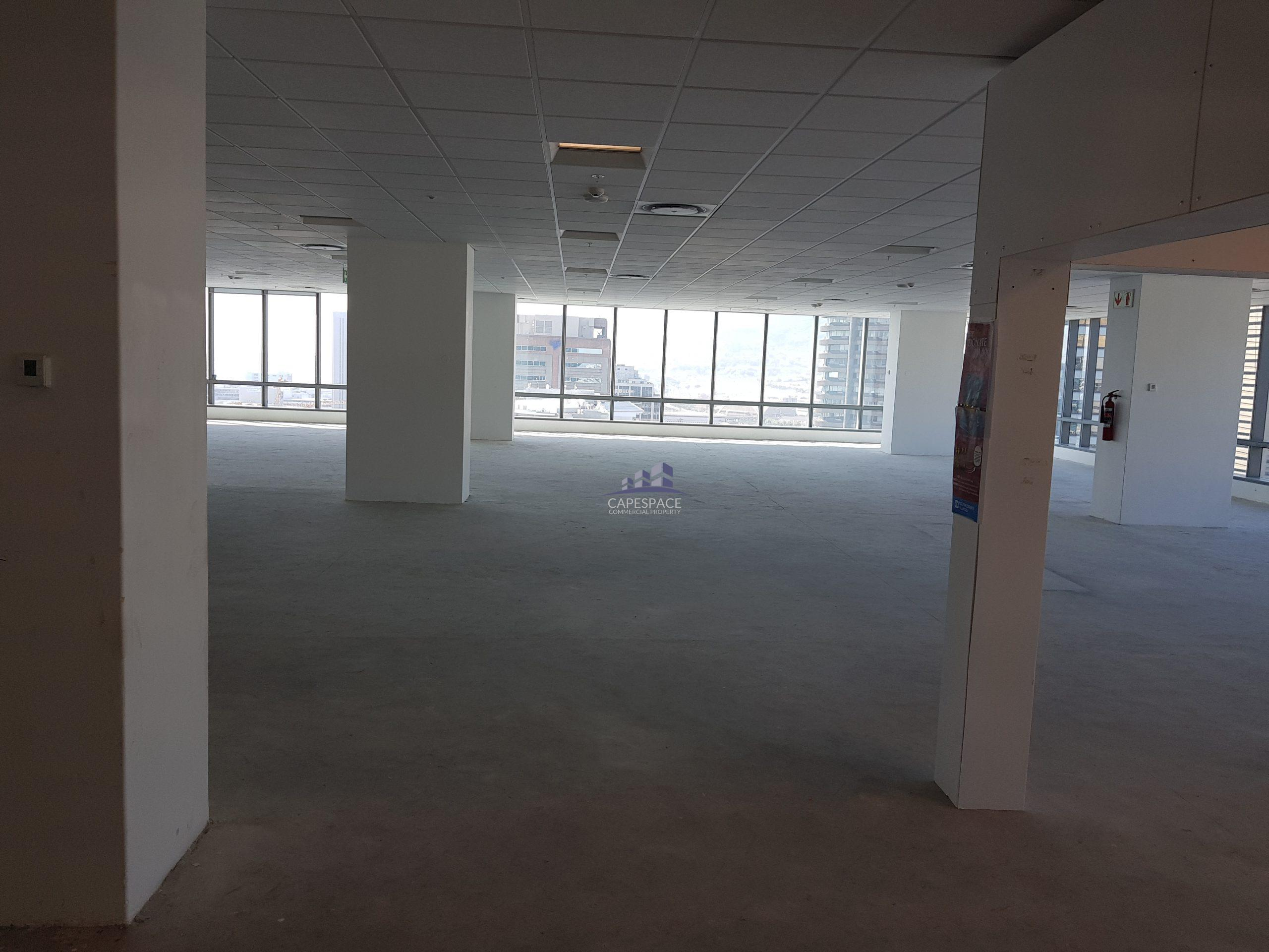 443 m² Office Space to Rent Cape Town CBD Portside Towers