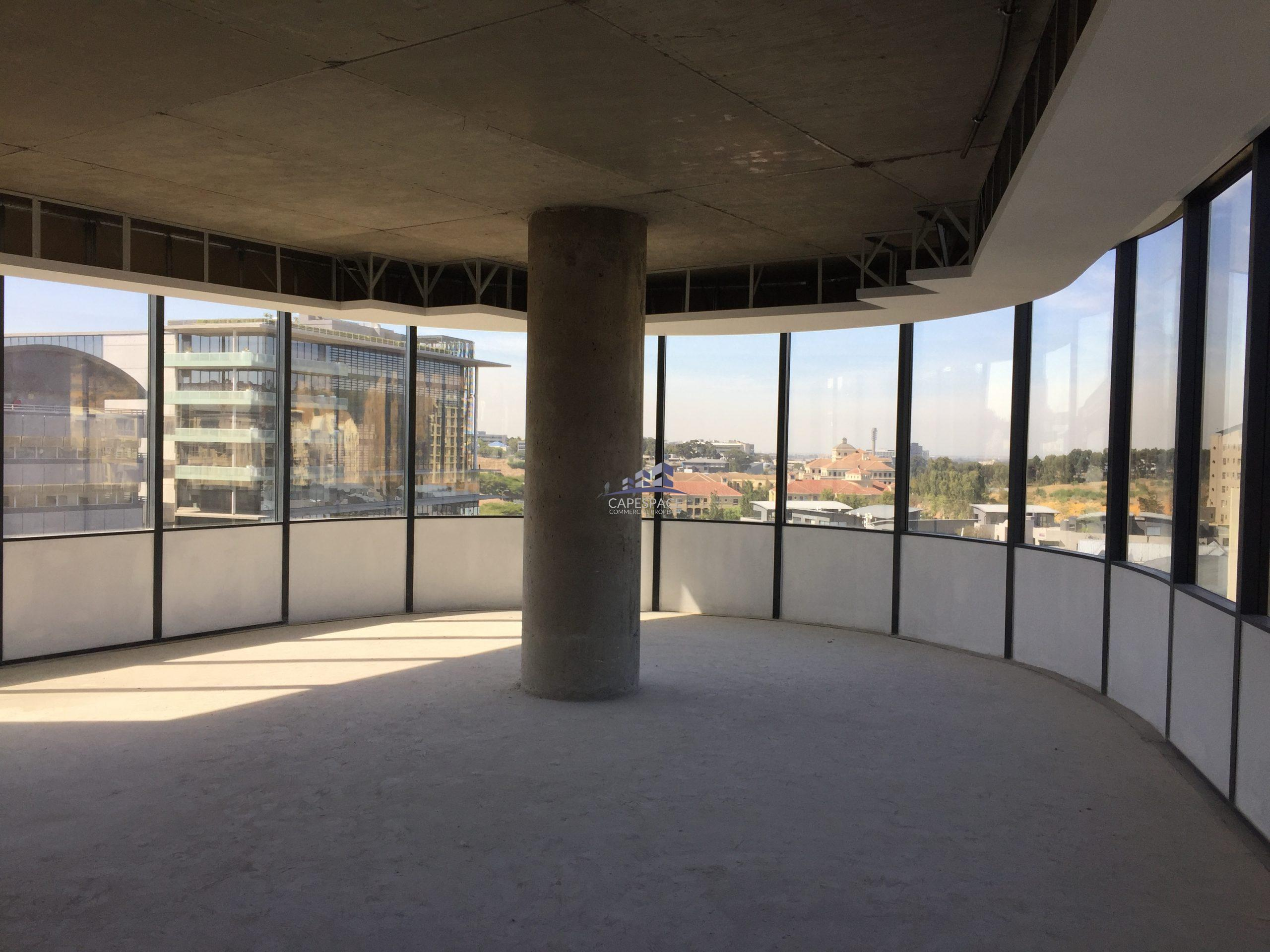 491 m² Office Space to Rent Tygervalley The Edge