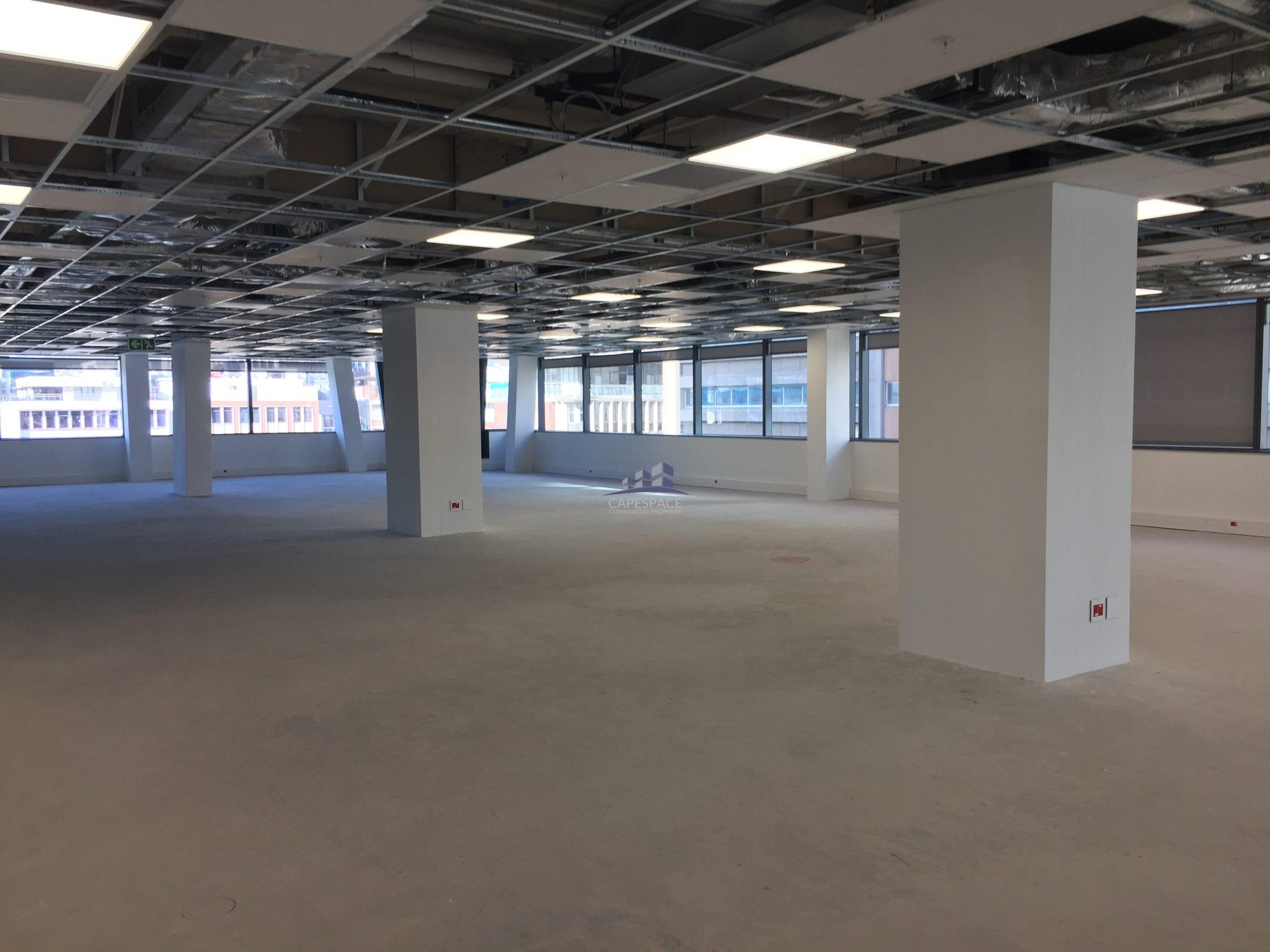 1,000 m² Office Space to Rent Cape Town CBD 35 Lower Long