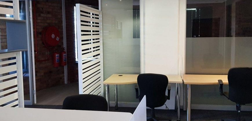 93 m² Office Space to Rent Observatory Black River Park